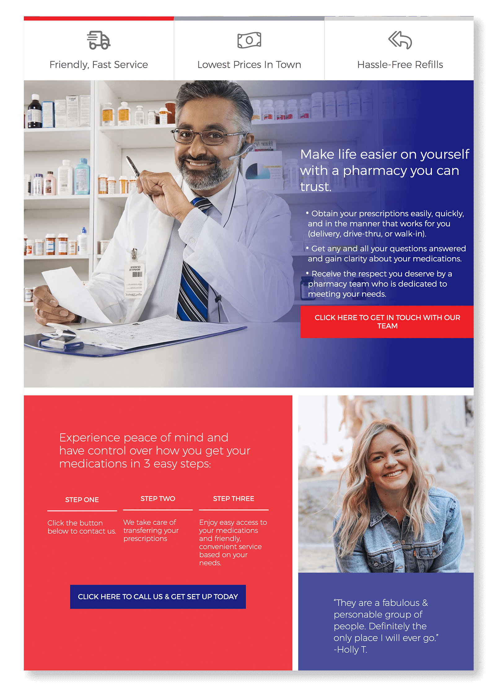 Avalon Pharmacy Case Study