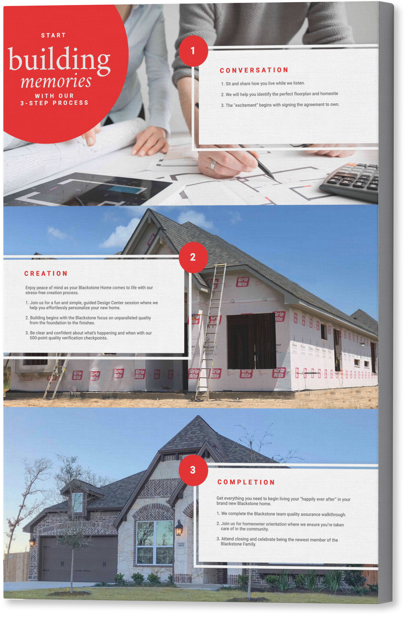 Blackstone Homes Case Study